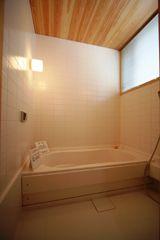 東中野 町角の家 バスルーム