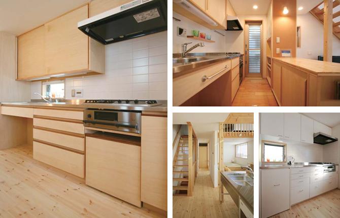 オリジナル造作キッチンをつくる_11