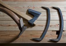 昔ながらの道具