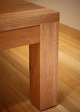 鬼胡桃の座卓