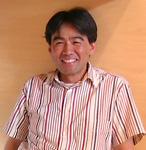 三代目代表  田中健司