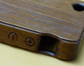 木製iphoneケース