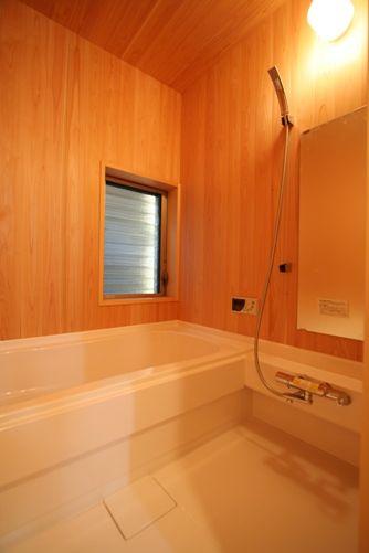 篠崎の家バスルーム