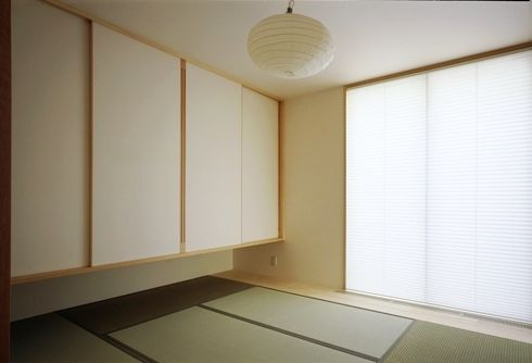 足立の家和室