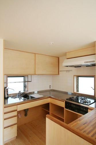 八広の家キッチン