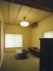 墨田0邸和室