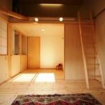 篠崎の家子供室