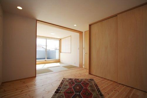 習志野の家和室