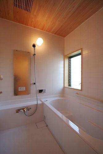 習志野の家バスルーム