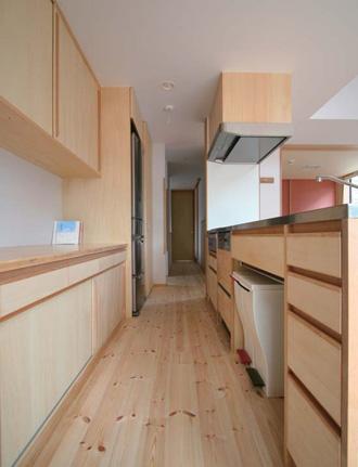 オリジナル造作キッチンをつくる_05