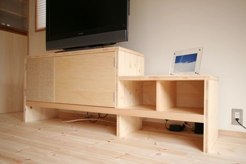八広の家オリジナル家具