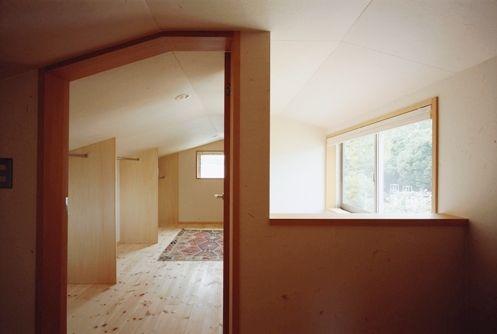北葛西の家2階