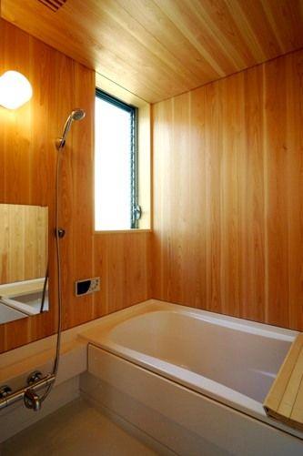 東船橋の家洗バスルーム