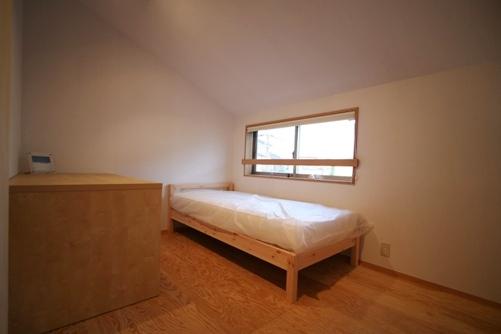 けやきの見える家-14.3階子供室
