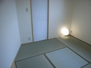 15.台形の家和室