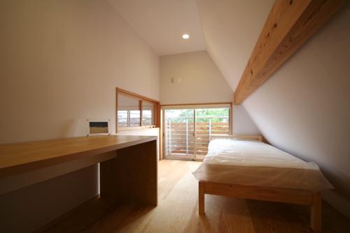 けやきの見える家-15.3階子供室