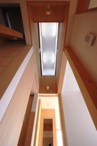 ロフト+越屋根
