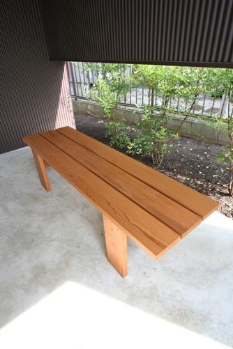 オリジナル家具(ベンチ)