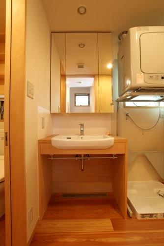 浴室、洗面台