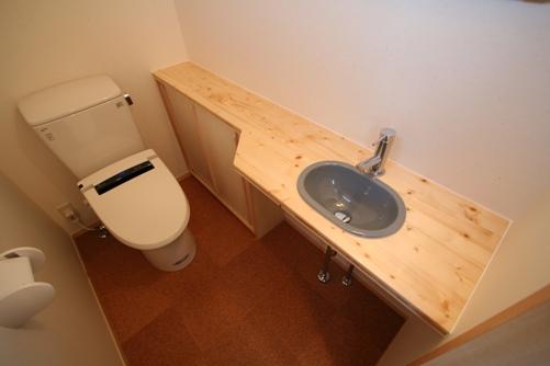 トイレ(手洗い)