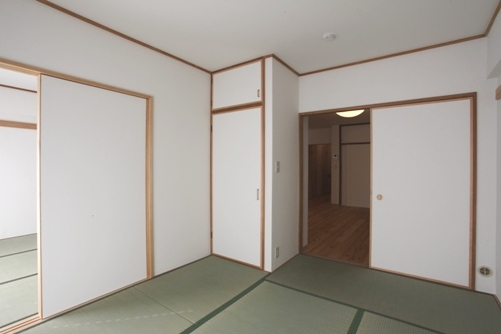 施工後 和室2