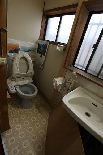 施工前トイレ・水廻り