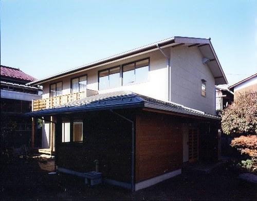 西小岩の家外観