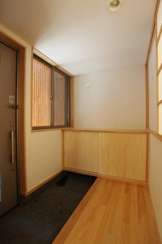 1階 玄関ホール