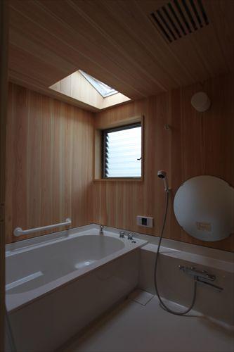施工後浴室