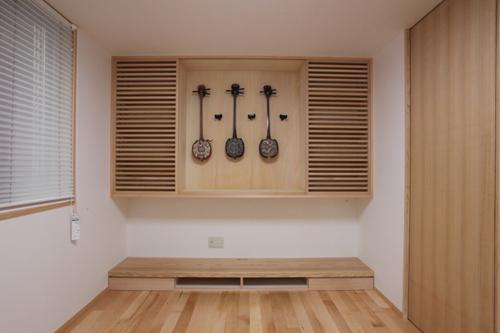 1階三線家具