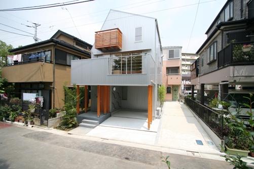 けやきの見える家-3.外観