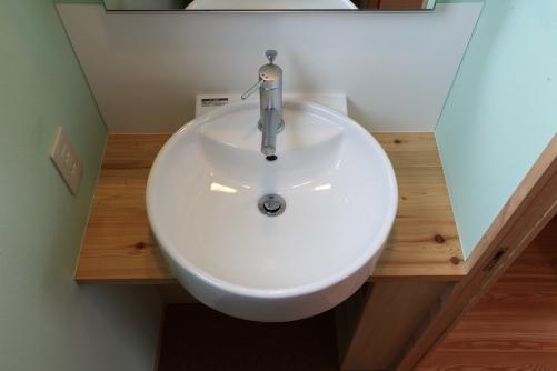 2階トイレ 手洗い