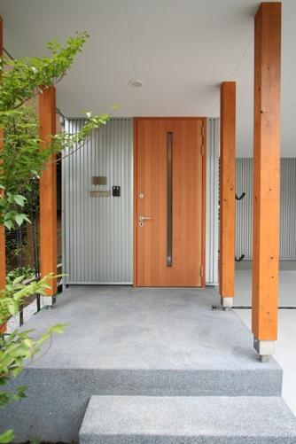 けやきの見える家-4.外観
