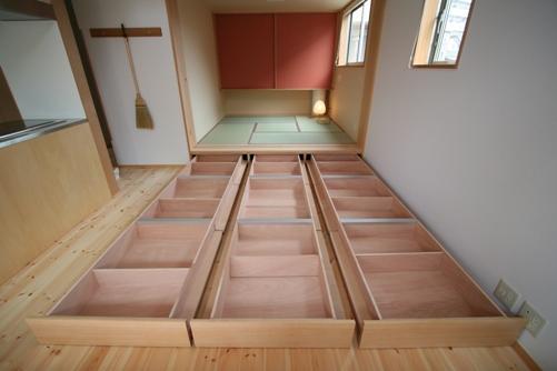 けやきの見える家-8.収納