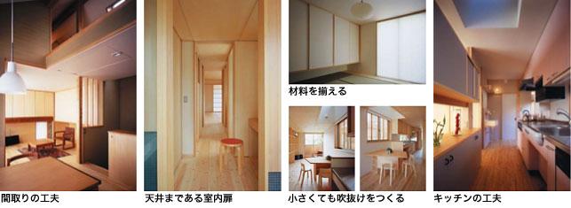 広がりのある室内空間