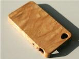 栗の木のiphoneケース